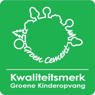 Kwaliteitsmerk Groene Kinderopvang
